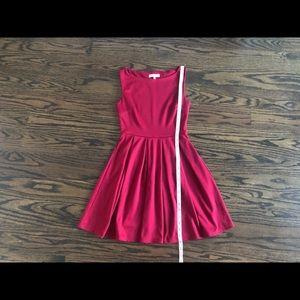 Wine Dress